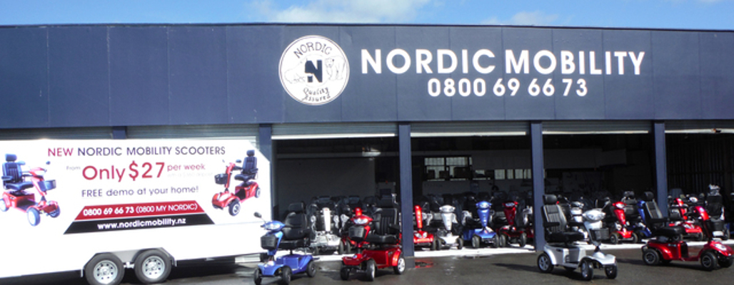Nordic Mobility Head Office