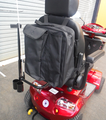 Rear Storage Seat Bag